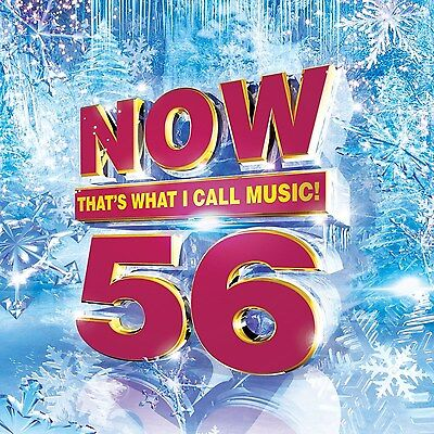 Now That's What I Call Music! 56 by Various Artists (CD, Oct-2015, Capitol) NEW