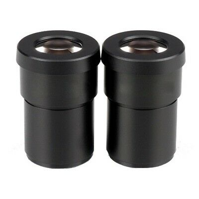 AmScope Super Wide Field 30X Eyepieces 30mm
