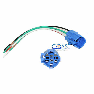 Durable 19mm Car Harness Socket Plug for On/Off Push Button & Momentary Switch