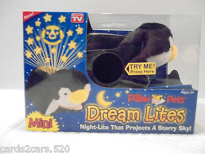 Dream Lites Pillow Pets Mini Playful Pequin Night-Lite Projects A Starry Sky