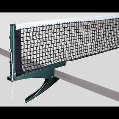 Dhs Regulation Clip On Table Tennis Post And Net Set - Cotton Net (Tab110)