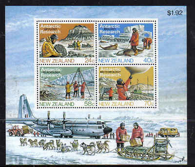 NEW  STAMPS  NEW ZEALAND  1984  ANTARCTIC  Ms.   (MNH)  lot 472