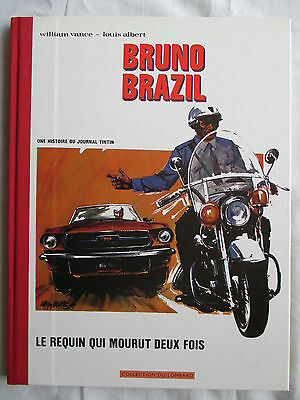 Bruno Brazil Vance Editions Du Lombard 2006 Luxueux