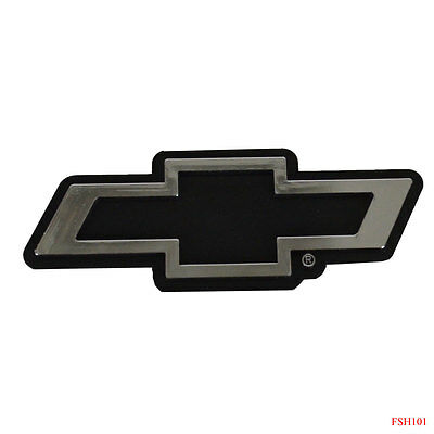 New Chevy Bowtie Plastic Chrome Emblem by Plasticolor Official Licensed Product