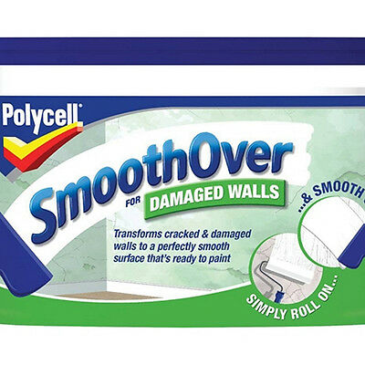 Polycell Smooth Over Damaged Walls 2.5L