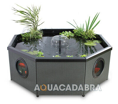 Blagdon Affinity Grand Octagon Mocha Patio Aquarium Pool Water Feature Fish Pond