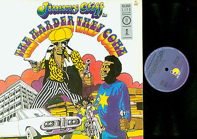 LP-- Jimmy Cliff In The Harder They Come