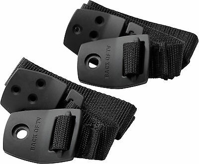Baby Dan 2 ANTI TIP/SECURE TV POSITIONING STRAPS Baby Safety Proofing - New
