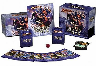 FAT PACK 9 booster/buste VIAGGIO VERSO NYX/JOURNEY INTO box Magic mtg eng JOU