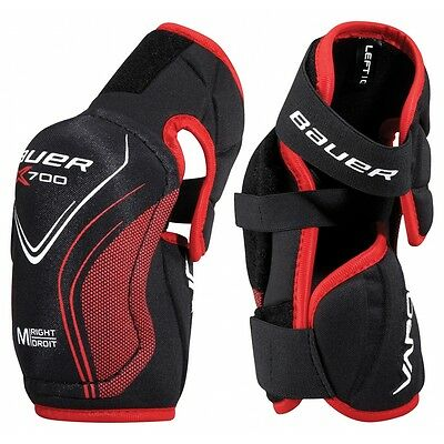 Bauer Vapor X700 Ice Hockey Elbow Pads - Junior & Senior Sizes