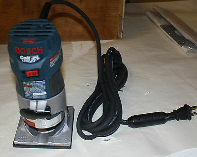 New Bosch Pr10E 1Hp Single Speed Router Free Shipping