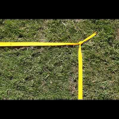 Buffalo Sports Volleyball Boundary Line Set - Heavy Duty Nylon (Volset005)