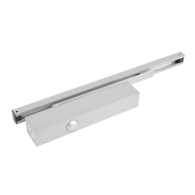 Briton 1130 Series Door Closer BNT-1130B-T-SE Adj Track Arm Fire Rated Backcheck