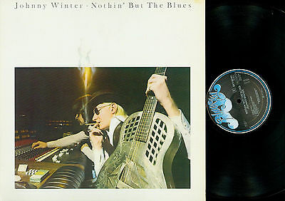 LP-  Johnny Winter – Nothin' But The Blues /NL