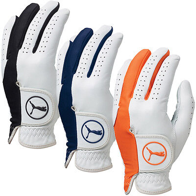 Puma Golf 2017 Pro Formation Hybrid Golf Glove 041237  MLH - Multi Pack Options