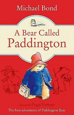 A Bear Called Paddington by Michael Bond (Paperback, 2014) Story Book BN