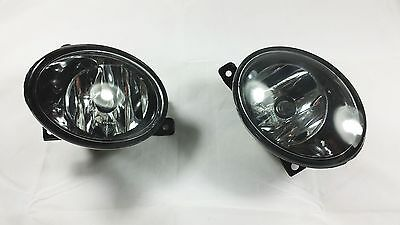 Vw Transporter T5 2010 Onward Fog Light Lamps Pair Right & Left New With Bulb