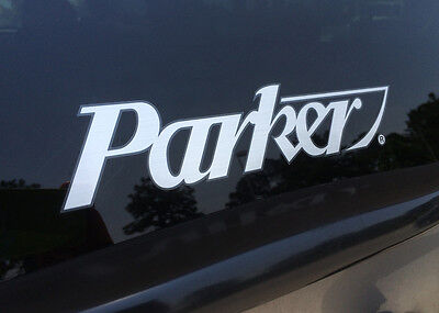 Parker Boats Vinyl Vehicle Decal