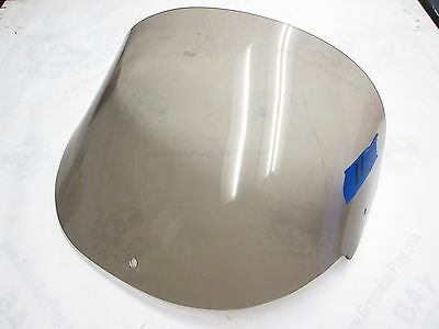 "Boat Tinted Windshield Plexiglass Bubble Windscreen 20"" Wide Skeeter Lund"