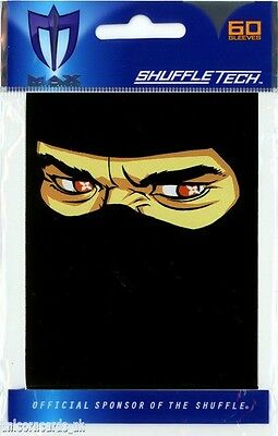 Max Protection Shuffle Tech Sleeves For YuGiOh! Cards :: Ninja :: Pkt 60