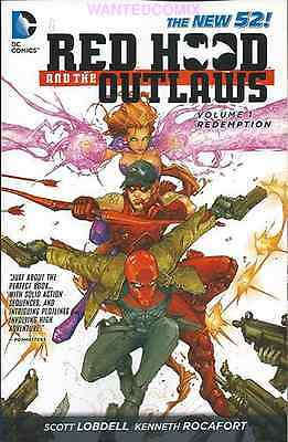 Red Hood & The Outlaws Vol 1 Tpb #1 2 3 4 5 6 7 New 52 Arsenal Green Arrow Crux
