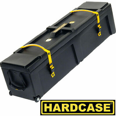 Hardcase HN48W Drum Hardware Case 48 inch with Wheels Life Time Warranty