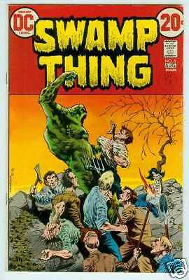 Swamp Thing # 5 (Bernie Wrightson) (USA,1973)