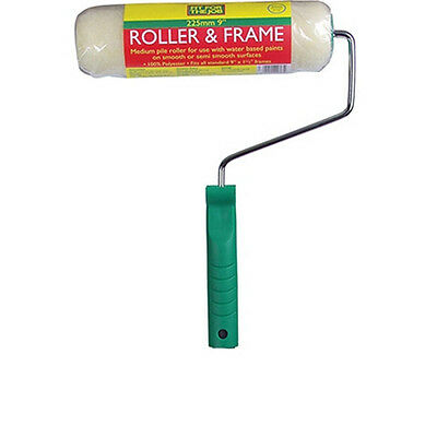 Rodo Medium Pile Roller + Frame 9in