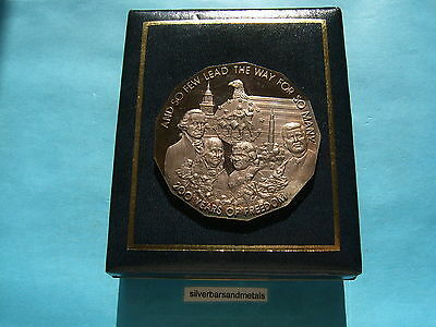 2.6 Ozs 200 Years Of Freedom 13 Colonies 999 Silver Hamilton Mint--Rare & Cool!!