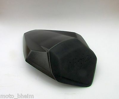 Kawasaki ZX-10R ZX-10 R Hump cover Pillion cover carbon grey NEW 2016