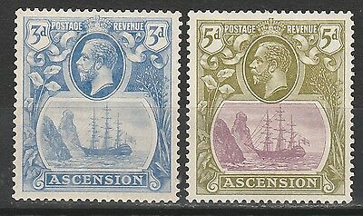 Ascension 1924 Kgv Ship 3D And 5D