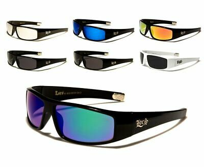 New Locs Gangster Style Hardcore Shades Sunglasses With plastic Frame Men Women.