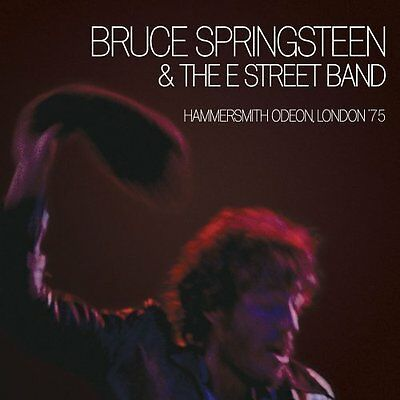 BRUCE SPRINGSTEEN Hammersmith Odeon, London '75 2CD NEW Live w/ E Street Band