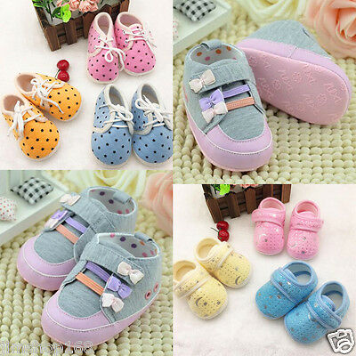 Baby Shoes Girl Boy Anti-slip / Skid-proof Shoes Toddler Infant Soft Crib Shose