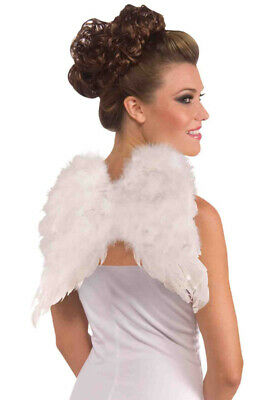 Club Feather Angel Wings Costume Accessory