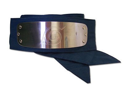 BRAND NEW Great Eastern GE-7712 Shonen Jump's Naruto- Leaf Village Logo Headband