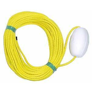 "Boat Marine Water Safety Heaving Line 100 Feet of 3/8"" Premium Quality Rope"
