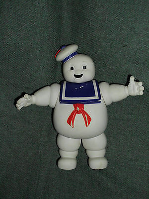 Vintage 1984 Ghostbusters Stay Puft Marshmallow Man Figure