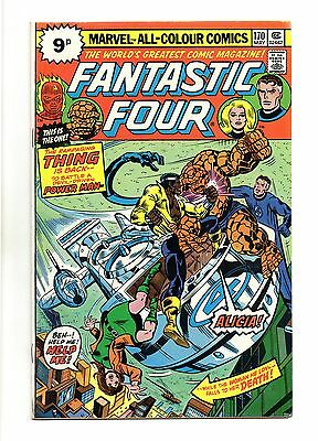 Fantastic Four Vol 1 No 170 May 1976 (VFN) Marvel, Bronze Age (1970 - 1979)