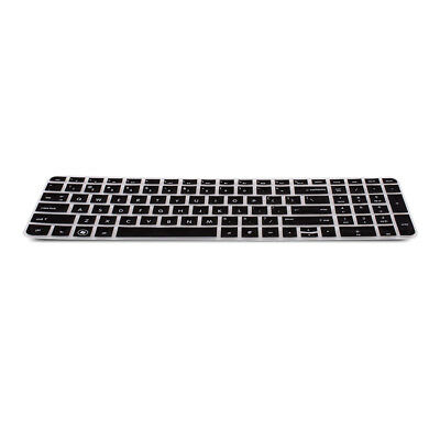 kwmobile KEYBOARD PROTECTOR FOR HP PAVILION DV6 BLACK QWERTY (US) SKIN COVER
