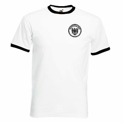 Germany Retro Style German Deutschland Deutsch Football Team T-Shirt- All Sizes