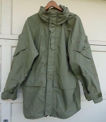 Parka Extended Cold Weather Nylon Green Used $49.98