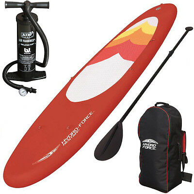 Bestway Sup Oceana Stand Up Paddle Board 330X76X12 Aufblasbar Pumpe Paddel Surf