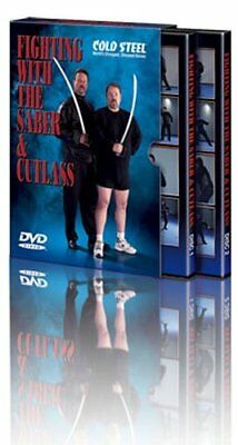 Cold Steel VDFSC Fighting with the Saber and Cutlass DVD
