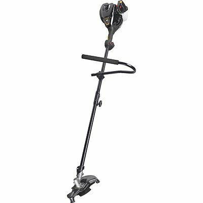 Poulan Pro 17-inch 2-Cycle Gas Straight-Shaft Trimmer and Brushcutter