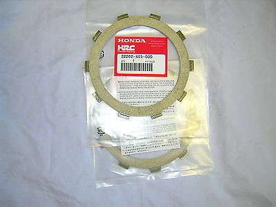 Honda RS250 93-00 Clutch Inner/Outer Friction Plates. (2) Genuine Honda. New