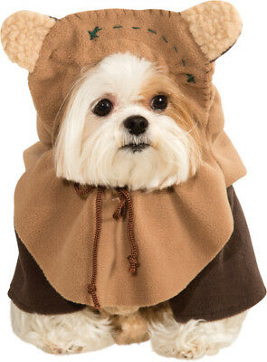 Pet Dog Star Wars EWOK Dog Dress Up Costume