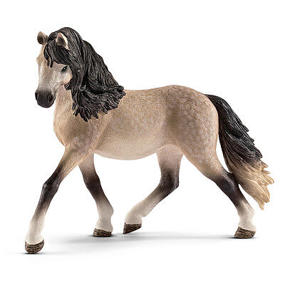 Schleich 13793 Grey Andalusian Horse Mare Model Toy Figurine New for 2016 - NIP