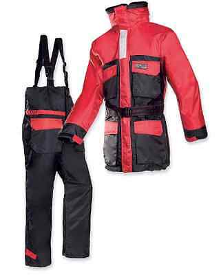 Mullion 1MI8 North Sea 11 2 Piece Flotation/Floatation Suit - All Sizes