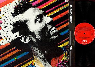 LP-  Jimmy Cliff ‎– The Power And The Glory
